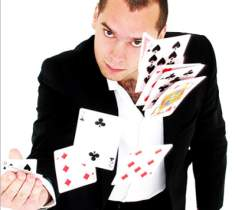 Nick Crown - Magician
