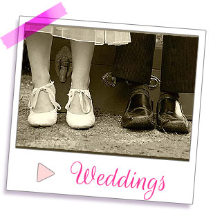 Sister Sax weddings banner