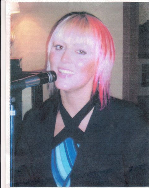 Baby Faced Singer 2002 #pinkhair